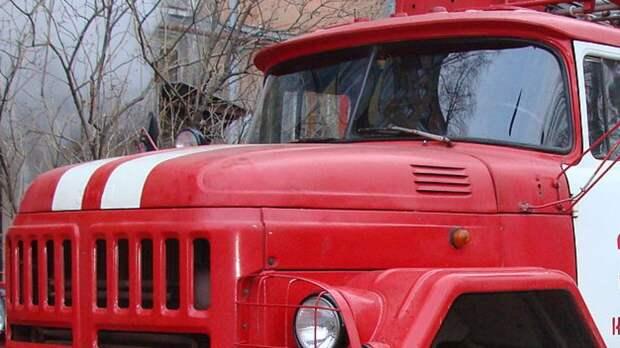 Двое детей пострадали в ДТП с пожарной машиной в Благовещенске
