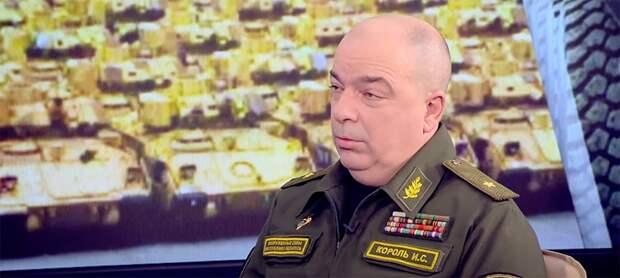 Генштаб Белоруссии: США создают плацдарм для наступления в Польше и Прибалтике