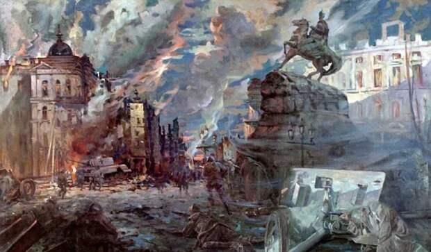На подступах к Киеву: как начинались бои за столицу Советской Украины