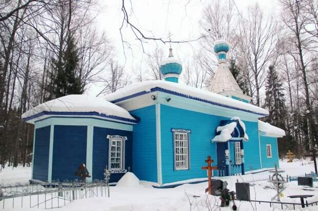 1926 - Церковь Успения Пресвятой Богородицы - Щелково - Кимрский район - Тверская область