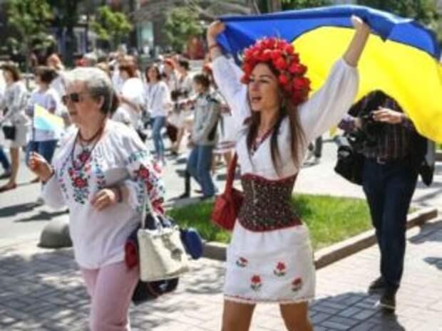 Так ли прост, простой украинский народ?