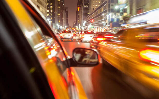 Таксисты работают 8 часов в день и меньше - удивительное исследование