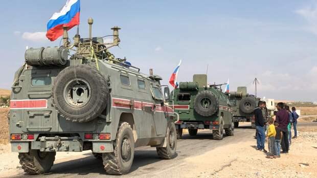 На севере Сирии были размещены три российские базы на пути турецких военных