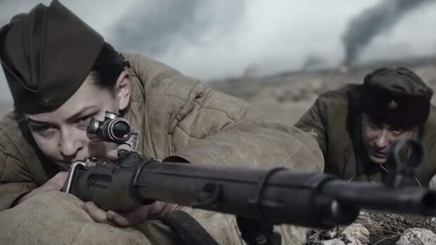 Названы любимые фильмы россиян о войне