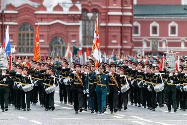 В МИД предупредили о возможных провокациях НАТО на параде Победы