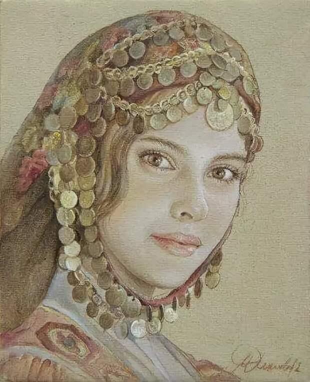 художник Мария Илиева (Maria Ilieva) картины – 25