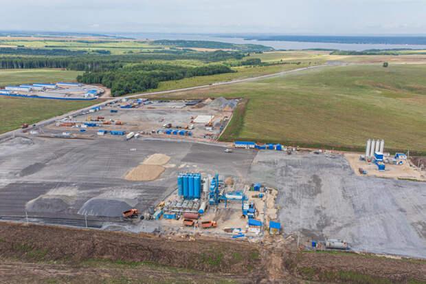 В Татарстане завершены проектно-изыскательские работы на автодороге М12
