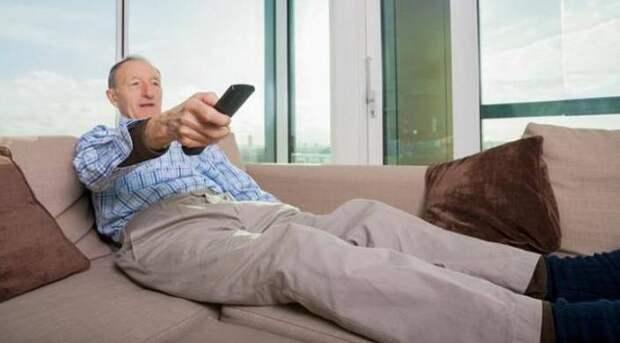 Исследование: сидячий образ жизни убьет вас раньше, чем курение