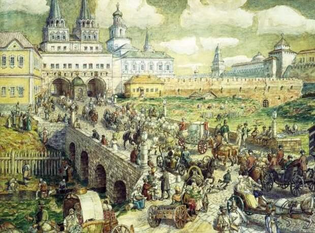 Впечатления японских путешественников о России XVIII века