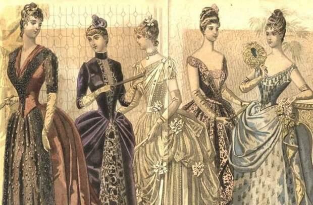 Мода и туберкулёз.