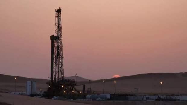 Добычу нефти начали Кувейт иСаудовская Аравия награнице