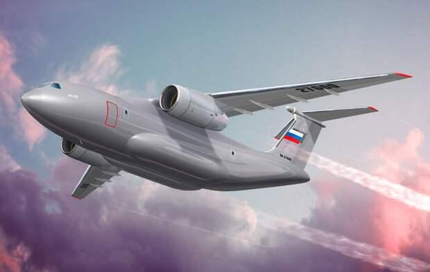 Программа российского конкурента Ан-70 - СВТС Ил-276 окончательно закрыта