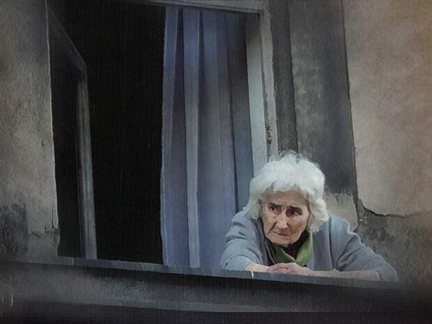 Ненужная бабушка. История из жизни