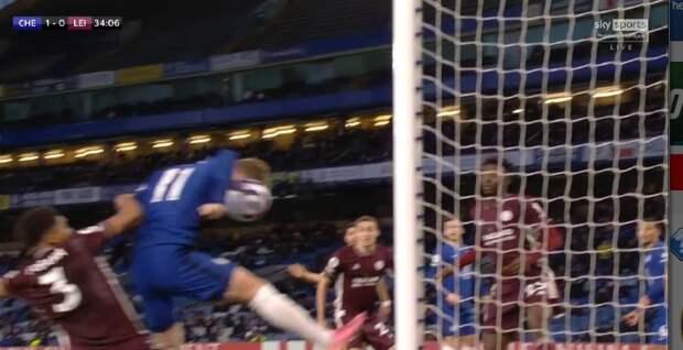 Два гола Вернера «Лестеру» отменили судьи – из-за офсайда и игры рукой