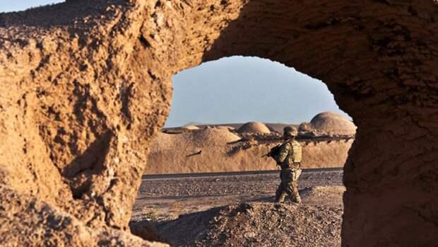 СМИ: военные базы ВС США могут появиться в Таджикистане и Узбекистане