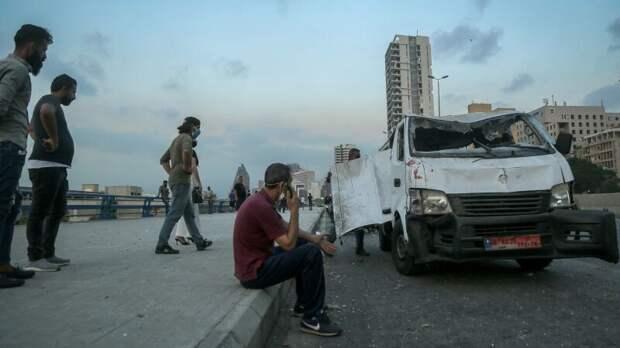Взрыв в Бейруте грозит появлением новой горячей точки на Ближнем Востоке
