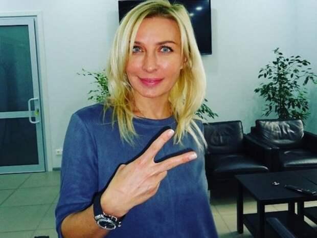 Татьяна Овсиенко после скандала удалила свой блог