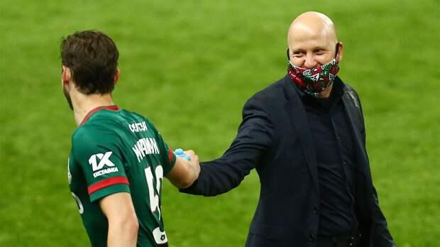 Николич: «Локомотив» — самая успешная команда России 2-й части чемпионата»