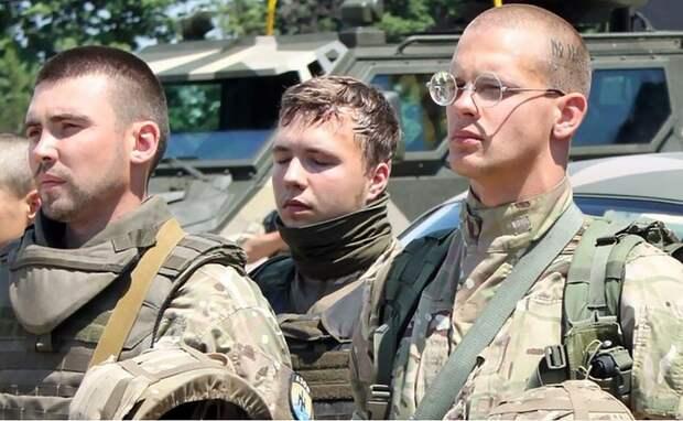 Роман Протасевич о службе в «Азове»: «Если не остановить российскую орду, следующая будет Белоруссия