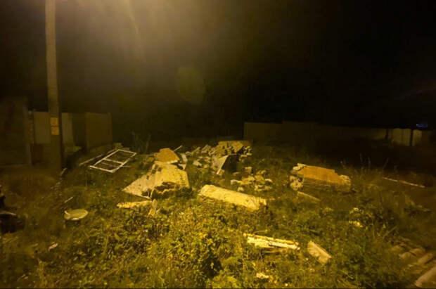 Взрыв двухэтажного дома в Днепре: есть пострадавшие
