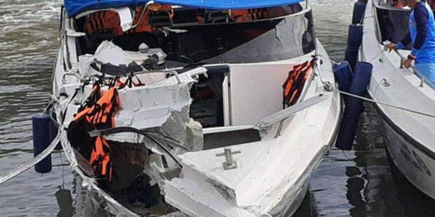 СК расследует столкновение катеров с российскими туристами в Таиланде