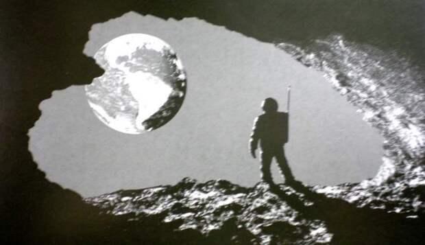 Лунные и марсианские пещеры станут домами для людей