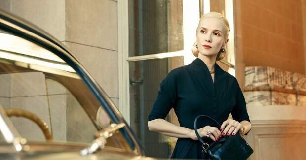 Наталия Орейро стала платиновой блондинкой ради новой роли