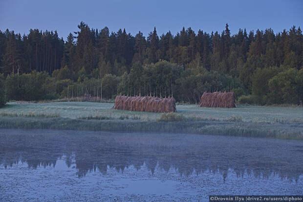 Пинежье – край, спрятанный во времени. Деревенская красота, которая вас удивит!