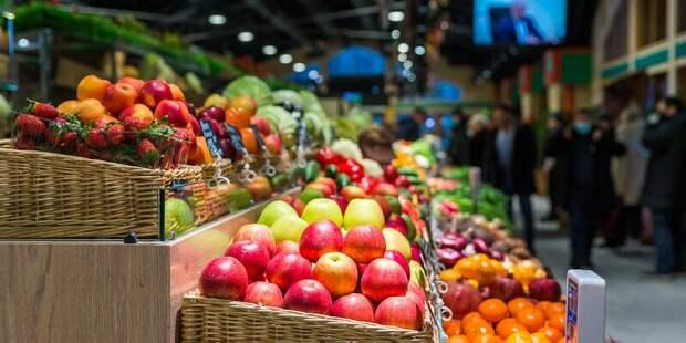 Круглогодичный рынок откроют в Марьиной Роще