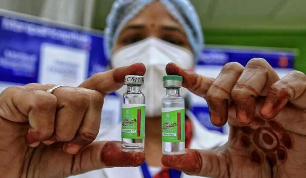 Полигон для индийской вакцины