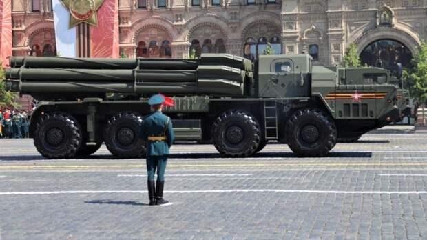 РСЗО «Торнадо-С» получит первую высокоточную управляемую ракету