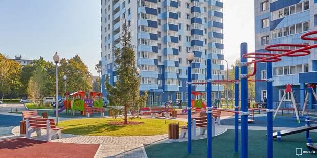 Ряд дворов Сокола благоустроят по программе «Мой район»