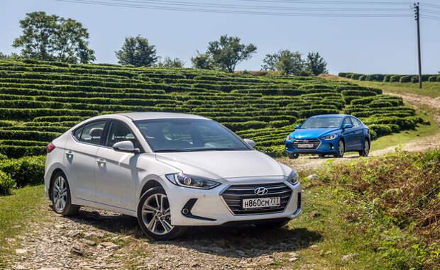 Hyundai Elantra: обмани систему