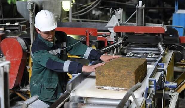 На2,5% увеличил выпуск каучуков завод «Татнефти»