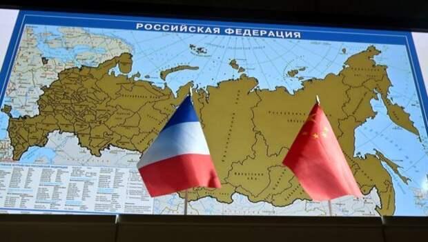 Путин: видим попытки разрушить отношения России и Китая