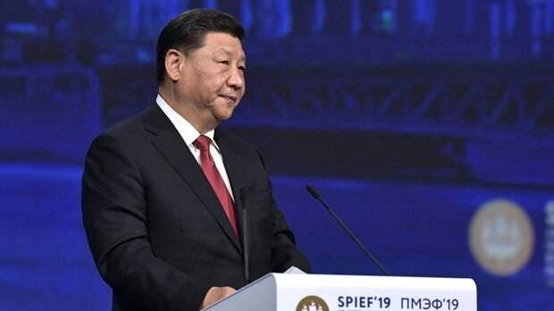 Си Цзиньпин: Москва и Пекин создали образец отношений между мировыми державами