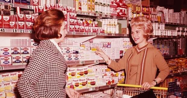 Чужая ностальгия: изобилие американских магазинов 60‑хгодов