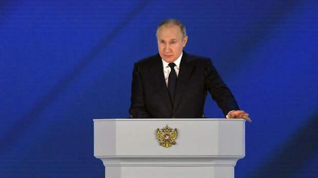 """Путин призвал строить 120 млн """"квадратов"""" жилья в год"""