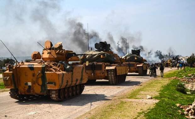Эрдоган отдал приказ, который поставил Россию и Турцию на грань войны