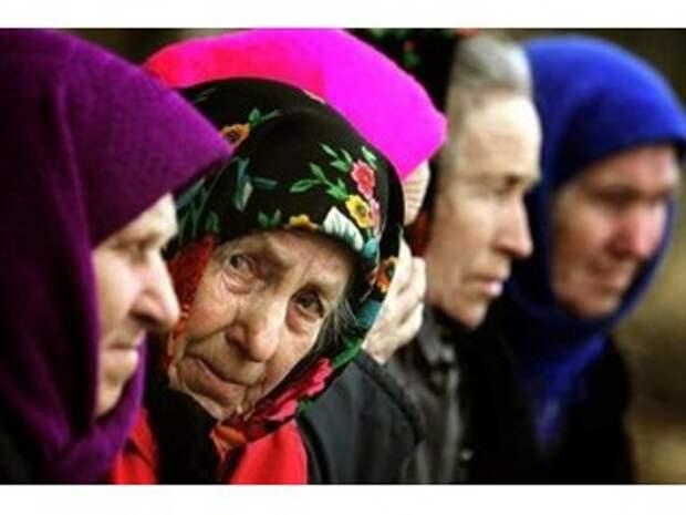 Пенсионный ребус: от СССР к России