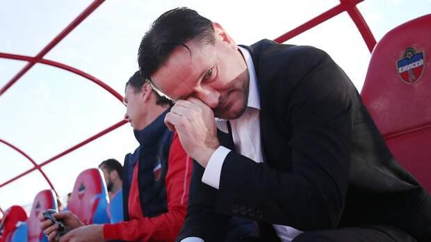 Аленичев — кандидат на пост главного тренера «Нижнего Новгорода»