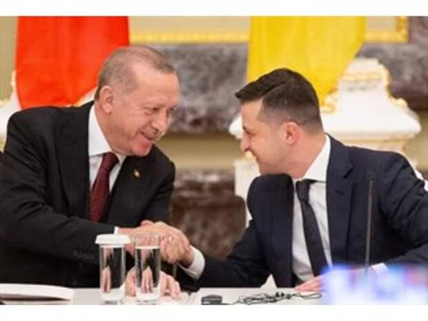 Главная интрига украинского «саммита» по Крыму: рискнёт ли Эрдоган поссориться с Москвой