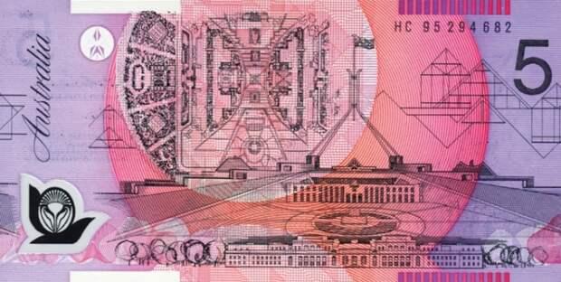 Что делает COVID-19 на новой австралийской валюте?