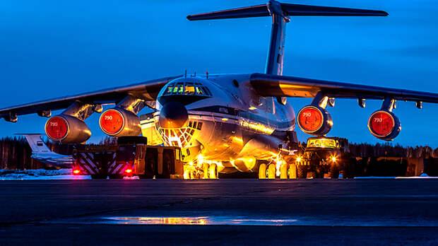 Судный день в проекции сверху: В России строят самолёт для Апокалипсиса