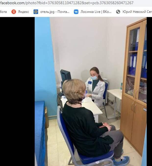 Пункт вакцинации в ТРЦ на Дмитровке стал популярен – главный врач Павел Гуляев