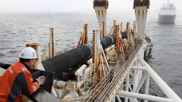 Когда ждать завершение строительства проекта «Северный поток-2»?