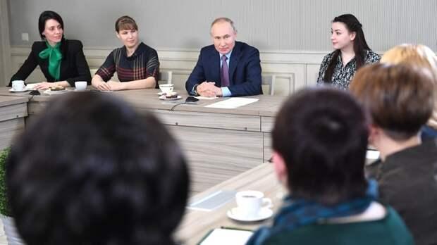 Путин - откровенно: о свадьбе, новой должности и высшем счастье
