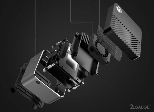 Xiaomi выводит на краудфандинг мини-компьютер Ningmei Rubik's Cube Mini за 149 долларов