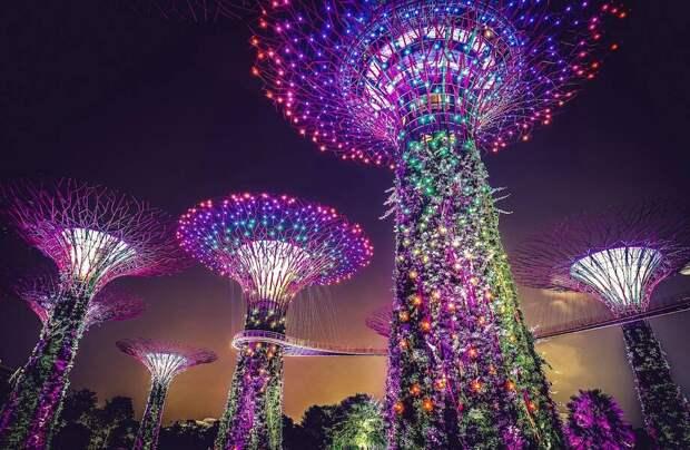 Как выглядят 7 новых чудес света