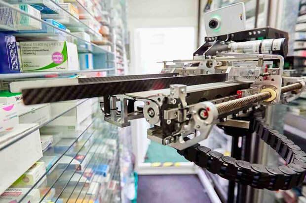 Робот-фармацевт и 3D автомобиль: что ждёт нас в самом ближайшем будущем